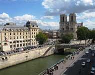 séjour a Paris