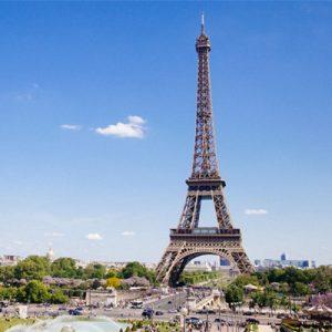 Paris en mai